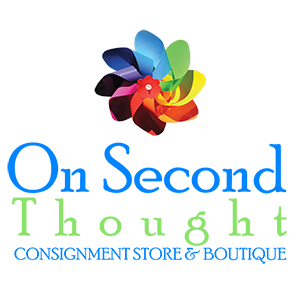 On Second Thought Consignment Store and Boutique Logo